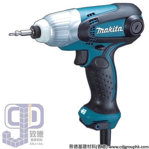 """日本""""MAKITA""""牧田-電動工具-衝擊起子機-220V-TD0101F"""