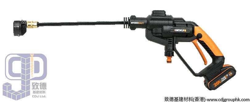 """德國""""WORX""""威克士-20V鋰電高壓清洗機(洗車神器)-WG620E.9/WG620E.11/WG620E.12"""