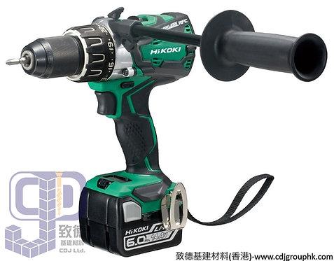 """日本""""HIKOKI""""高壹(HITACHI日立)-電動工具-18V鋰電充電起子電鑽<無碳刷>(淨機)-DS18DBL2"""