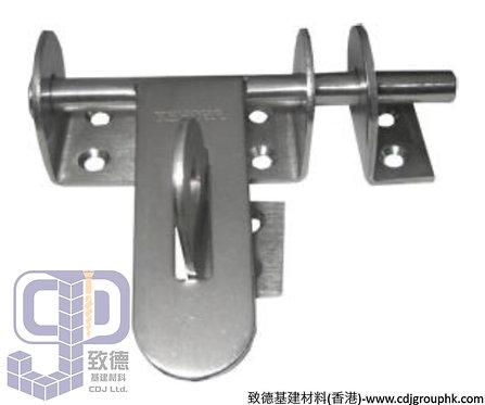 中國-白鋼強力門插(門牛)#1/#2(4寸-6.5寸長)-TKDL100182(WIP)