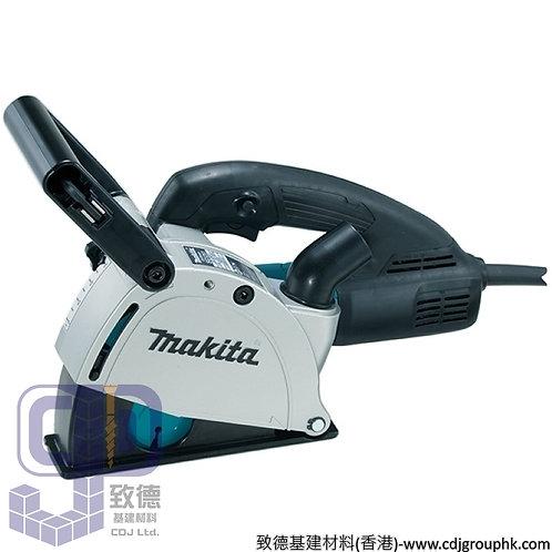 """日本""""MAKITA""""牧田-電動工具-125mm(5吋)石材開槽切割機-110V-SG1251J(取代SG1250)"""