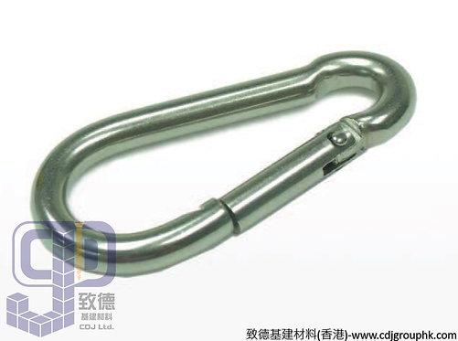 中國-316不銹鋼爬山扣/葫蘆勾扣(4mm-14mm)-77440316(WI)