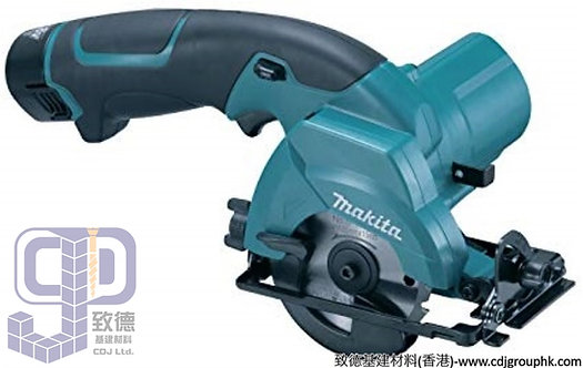 """日本""""MAKITA""""牧田-電動工具-85mm(3-3/8吋)充電式圓鋸/風車鋸-HS300DWE"""