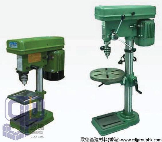 """中國""""BOKY""""或天湖-13mm(四分)及16mm(五分)鑽床-ZJ4110-ZJ4116(ST16A)"""