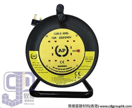 """中國""""AP""""-13A優質電線4位拖轆10M至50M-FG00102345(TV)"""