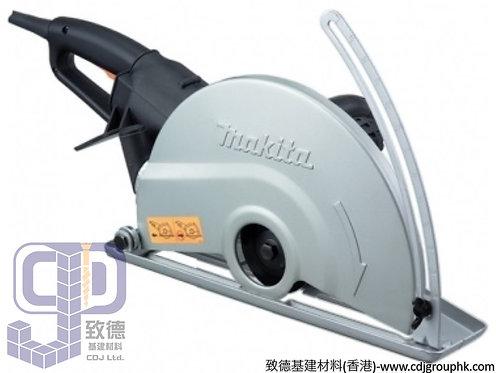 """日本""""MAKITA""""牧田-電動工具-355mm(14吋)切割機(雲石機)-110V-4114S"""