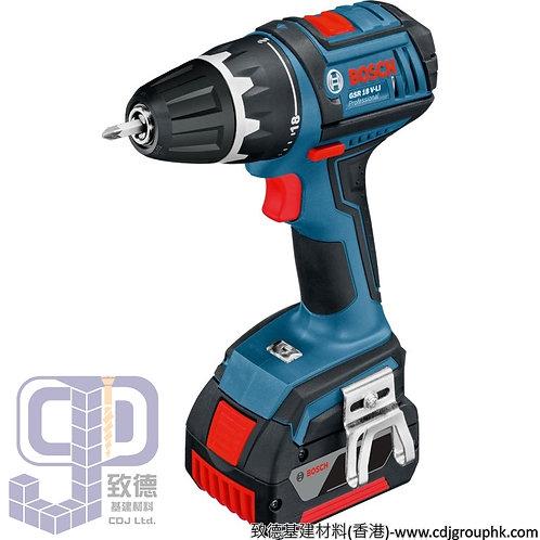 """德國""""BOSCH""""博世-電動工具-(鋰電)13mm手電鑽/螺絲批(淨機)Professional-GSR 18V-Li"""