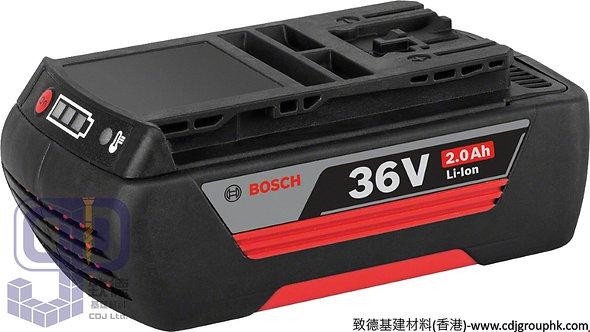 "德國""BOSCH""博世-電動工具-GBA 36V鋰電池(2.0Ah)Professional-2607336913"