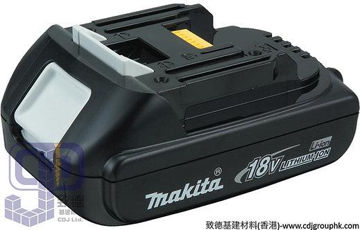 "日本""MAKITA""牧田-電動工具-1.3Ah原裝18V鋰電池-BL1815"