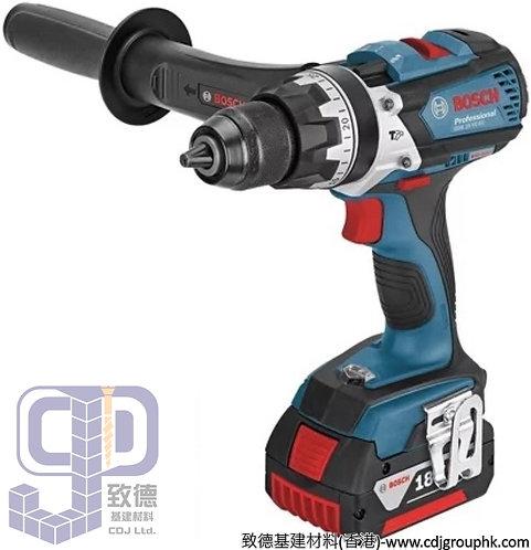 """德國""""BOSCH""""博世-電動工具-(鋰電)13mm電批<無碳刷>Professional-GSR 18 VE-EC"""