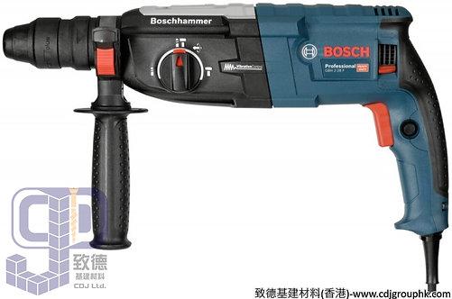 """德國""""BOSCH""""博世-電動工具-880W鎚鑽(四坑)-GBH 2-28 F"""