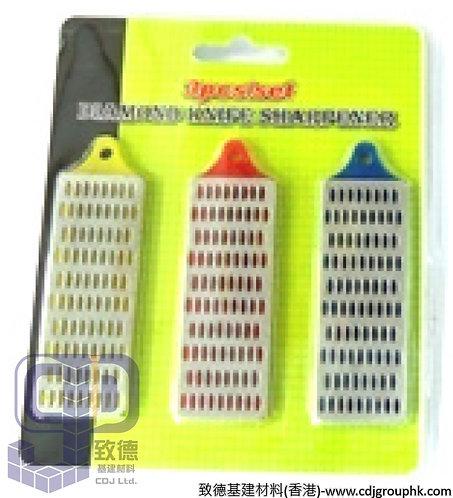 中國-三件裝優質磨刀石1寸x3寸(200-400號)-A00702(VT)