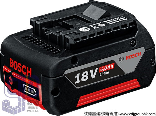 "德國""BOSCH""博世-電動工具-GBA 18V鋰電池(5.0Ah)Professional-NA"