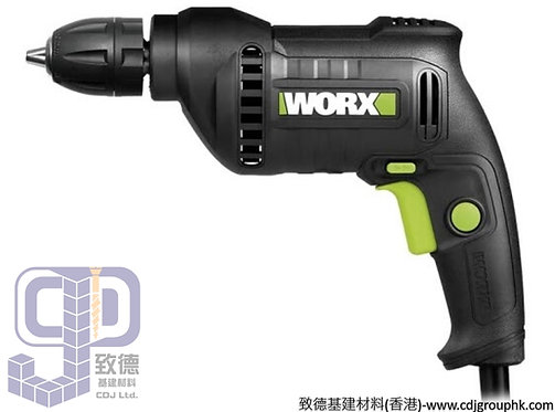 """德國""""WORX""""威克士-電動工具-10mm手電鑽(380W)-220V-WU118.1"""