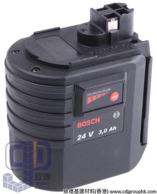 "德國""BOSCH""博世-電動工具-24V滑入式鎳鎘電池(3.0Ah)-GBHAP24V30"