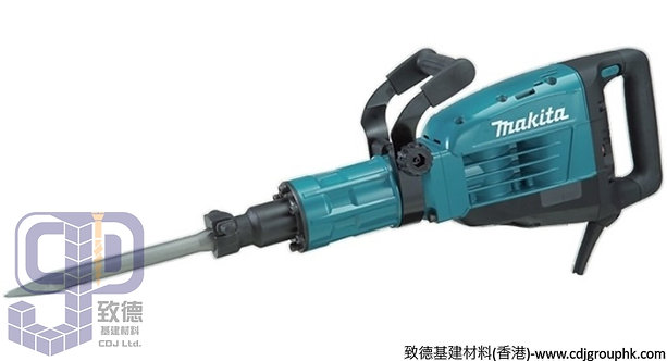 "日本""MAKITA""牧田-電動工具-30mm六角電鎬-110V-HM1307C"
