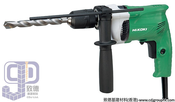 """日本""""HIKOKI""""高壹(HITACHI日立)-電動工具-衝擊電鑽(衝擊批)-220V-DV16VSS"""
