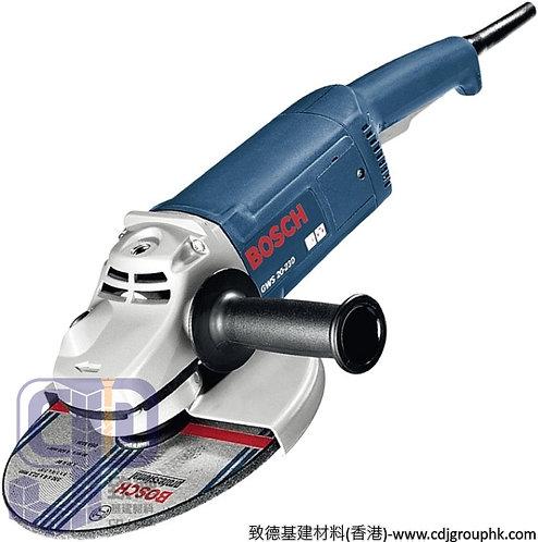 """德國""""BOSCH""""博世-電動工具-9吋角磨機Professional-GWS 20-230"""