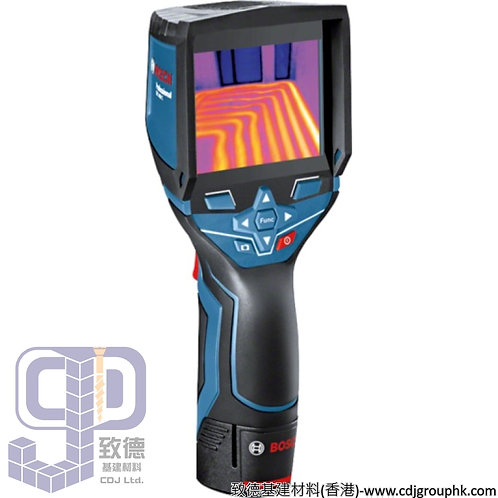 """德國""""BOSCH""""博世-電動工具-熱能攝影機Professional-GTC 400 C"""