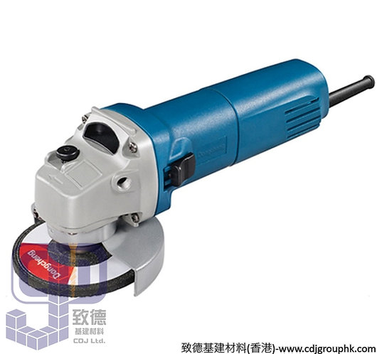 """中國""""DONG CHENG""""東成-電動工具-4吋磨機(6-100款)-220V-DSM03-100A"""