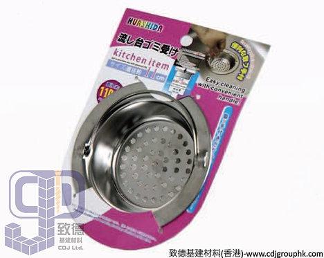 """中國""""ZP""""-不銹鋼提籃沖吼水隔(115mm)-51120(AE)"""