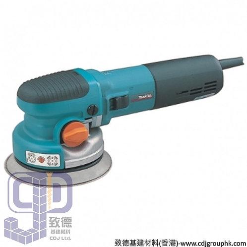 """日本""""MAKITA""""牧田-電動工具-150mm(6吋)平板軌道砂光機-BO6040"""