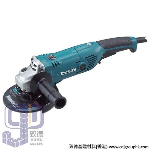 """日本""""MAKITA""""牧田-電動工具-150mm(6吋)角向磨光機-220V-GA6021C"""