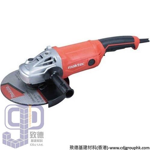 """日本""""MAKITA""""牧田(MAKTEC-牧科)-電動工具-230mm(9吋)角向磨光機-MT901"""