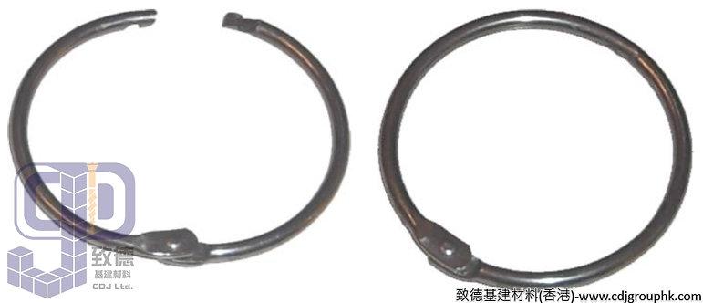 中國-316不銹鋼開口圈(1~1/4寸-4寸)-TKOR114200316(WIP)