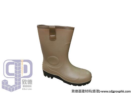 """中國""""SK553""""-皮水鞋(啡色)-SH00804(TV)"""