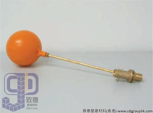 中國-銅波曲(1/2寸.不配球)-57100(AE)