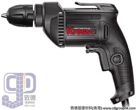 """德國""""KRESS""""卡勝-電動工具-10mm手電鑽(410W)-220V-KU111(KDN100)"""