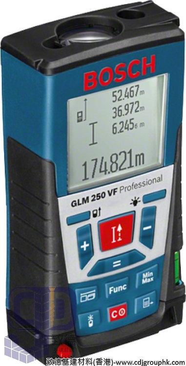 """德國""""BOSCH""""博世-電動工具-鐳射測距儀Professional-GLM 250 VF"""