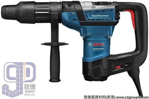 """德國""""BOSCH""""博世-電動工具-115V鎚鑽(四坑)-GBH 5-40 D"""