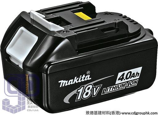 "日本""MAKITA""牧田-電動工具-4.0Ah原裝18V鋰電池-BL1840"
