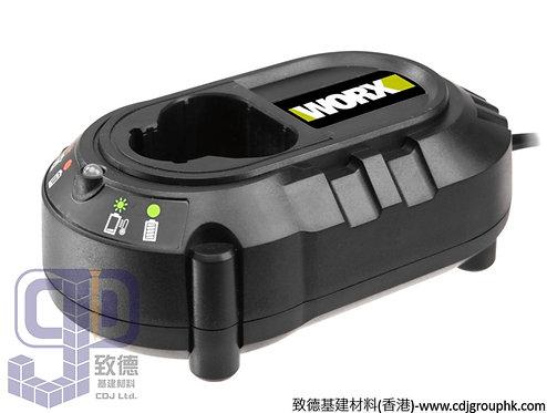 """德國""""WORX""""威克士-電動工具-12V鋰電池充電器(1.5A)-WA3855"""