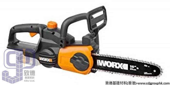 """德國""""WORX""""威克士-電動工具-20V鋰電鏈鋸-WG322E.2"""