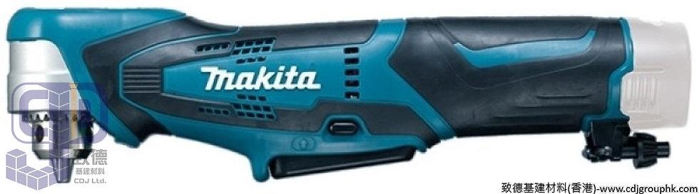 """日本""""MAKITA""""牧田-電動工具-10mm(3/8吋)充電式角向電鑽(淨機)-DA330DZ"""