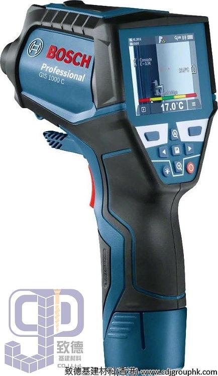 """德國""""BOSCH""""博世-電動工具-充電式熱能探測器/熱偵測器Professional-GIS 1000 C"""