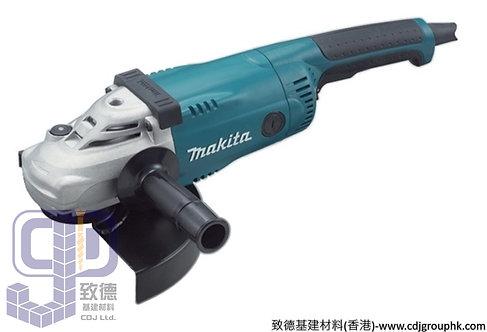 """日本""""MAKITA""""牧田-電動工具-230mm(9吋)角向磨光機-220V-GA9020(取代GA9050)"""