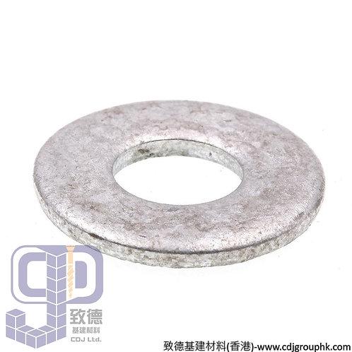 中國-熱浸/鉛水(Hot Dip Galvanized)-平介子(Flat Washer)-HDGFW