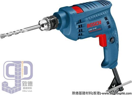 """德國""""BOSCH""""博世-電動工具-10mm電鑽(自動索頭)Professional-110V-GBM 10 RE"""