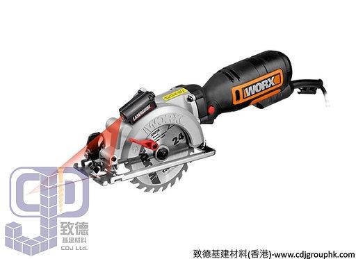 """德國""""WORX""""威克士-電動工具-110mm多功能圓鋸(710W)-WX427"""
