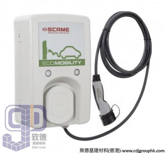 """意大利""""SCAME""""司坎拓普-電動車充電系統(Wall Box Ricarica Auto Elettriche)-WALLBOX"""