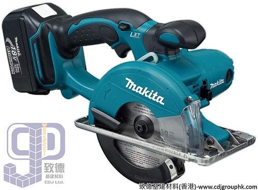 """日本""""MAKITA""""牧田-電動工具-136mm(5-3/8吋)充電式金屬切割機-DCS550Z"""
