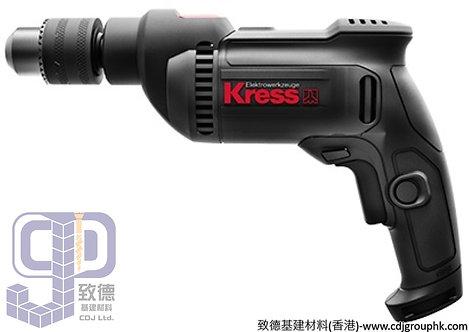 """德國""""KRESS""""卡勝-電動工具-650W手電鑽-220V-KU120"""