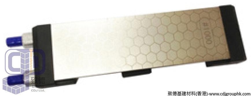 中國-2寸x8寸鑽石鋼雙面磨刀石#1000/400-A00604(VT)