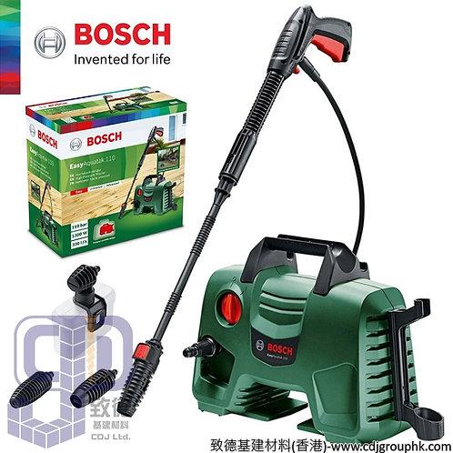 """德國""""BOSCH""""博世-電動工具-高壓清洗機-EASY AQUATAK 110"""