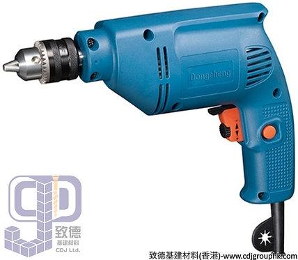 """中國""""DONG CHENG""""東成-電動工具-3/8吋電鑽(6410款)-220V-DJZ10A"""