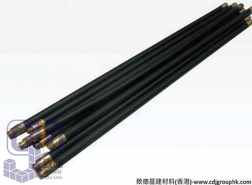 中國-黑色渠騰(3/4寸x1M-10支裝)-95040(AE)